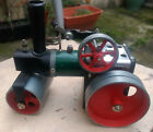 Mamod SR1a Steam Engine Road Roller not used for a while no drive belt. Working?
