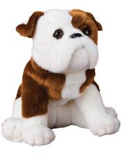 """Bulldogge """"Hardy"""" HUND Plüschtier Stofftier Plüsch-Kuscheltier 33 cm NEU"""