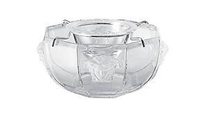 Versace Medusa Lumiere Caviar Bowl