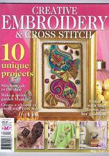 Creative Embroidery & Cross Stitch Magazine Vol 17 No 5. 2010 Caddy Cottage PT 2