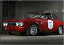 Alfa Romeo Giulia A4 JIGSAW Puzzle Birthday Christmas Gift (Can Be Personalised)