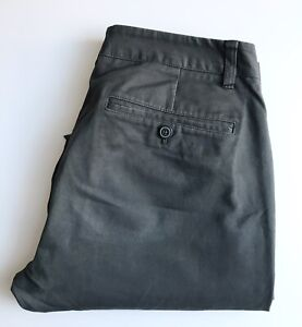 Bonobos Pants / Chinos, 31 x 30, Deep Green, Tailored Fit, Cotton, Exc Cond