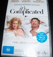 It's Complicated (Meryl Streep Alec Baldwin) (Australia Region 4) DVD – New