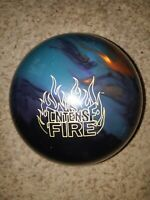 Storm Intense Fire 1st Quality Bowling Ball 13, 14, 15, & 16 Pounds | Pick Specs