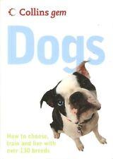 GEM POCKET FIELD GUIDE BOOK COLLINS GEM DOGS pocket paperback BARGAIN new