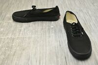 Vans Authentic Core Classis Shoes - Men's Size 9, Women's Size 10.5 - Black