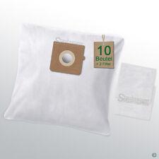 10 sacs pour aspirateur convient pour AFK BS 2000 w30 Poussière Sac Poussière Sacs
