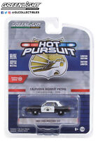 1:64 Hot Pursuit Series 36 - 1982 Ford Mustang SSP - California Highway Patrol