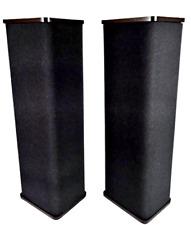 Rare DCM QED 7780 Floorstanding Tower Speaker Refurbished NM w Fresh Foam Covers