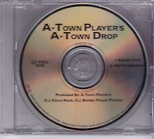 A-Town Players -  A-Town Drop -  Promo CD - PRO-006 ( 1993 Bellmark Records