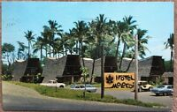 Hotel Molokai Polynesian Resort On The South Shore Of Molokai The Friendly Isle