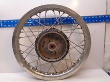 1983 83 YAMAHA XT 550 REAR WHEEL