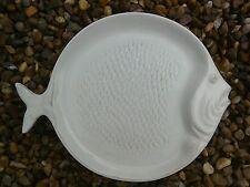 Ceramic Fish Platter Serving Dishes