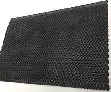 UK 100x30cm Universal Car metal Grille Mesh vent durable tuning net bumper
