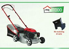 Lawnmower IN Outbreak 139cc Professional + Mulching Lawn Mower Traction For