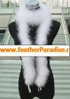 Fluffy Turkey Boa 50g Extra Thick Marabou Fluffy Boa Feather Trim 6 ft 2 Yards