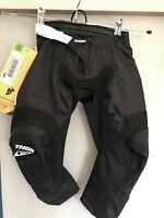 pantalon motocross noir THOR taille 4/5 ans (18Y) valeur 70€