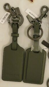 Coach 48 Different FOB Key Ring luggage tag bag charms See all pics Women/Men