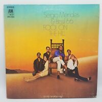 SERGIO MENDES & BRASIL' 66- Fool On The Hill- A&M SPX 4160-Stereo LP 1968 NM/VG+