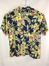 Polo Ralph Lauren Men's Shirt Short Sleeve Floral Hawaiian Size 2XB