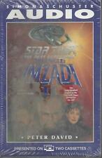 Star Trek the Next Generation Triangle: Imzadi Cassettes NEW Sealed Peter David