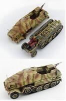PMA PMAP0318 1/72 WW2 GERMAN ARMY HALF TRACK SD.KFZ.8 DB10 GEPANZERTE 12T
