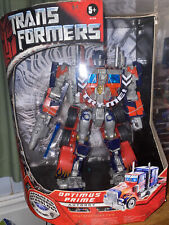 Transformers Optimus Prime Leader Class Autobot Brand New In Sealed Box