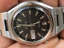 Seiko bellmatic mens 4006 original luminous dial Keeping time excel condition