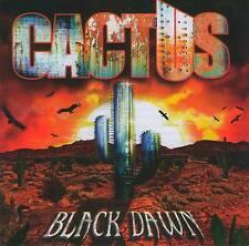 CACTUS - BLACK DAWN CD HOT NEW ALBUM Jewel Case+4 p.booklet+GIFT Jim McCarty