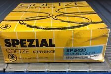 Serie Fasce Elastiche Opel Rekord E  2.3D-Bedford CF230D Goetze SP5433 STD