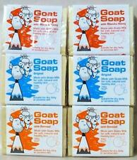 Goat Soap with Coconut Oil 100g