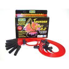 Taylor Spark Plug Wire Set 87284; ThunderVolt 8.2mm Red for Volkswagen 6cyl