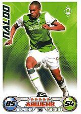 39 Naldo - Werder Bremen - TOPPS Match Attax 2009/2010