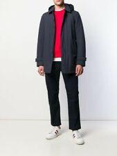 $1000 NWT Herno Laminar Gortex Parka Navy Size IT Canada 60 XXL Goose Jacket