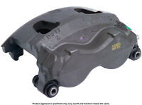 Disc Brake Caliper-Unloaded Caliper Front Left Cardone 18-4615 Reman