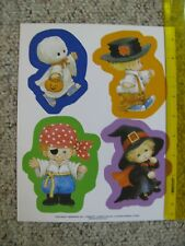 Ruth Moorehead Halloween Cut Outs Decoupage Collage Scrapbook supplies