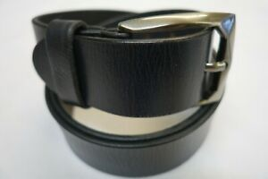 """Gents Leather Belt 100% TOP QUALITY Hide Leather Top Brand Milano Wide 1.5"""""""