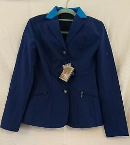 """Caldene Ladies Scope Show Jumping / Showing Fitted Stretch Shell Jacket Size 36"""""""
