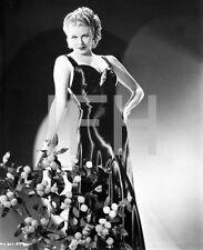 8x10 Print Ginger Rogers Beautiful Fashion Portrait #2621
