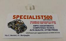 STAFFA FISSAGGIO GUAINA CAVO COMANDO ARIA AL CARBURATORE FIAT 500 R - EPOCA