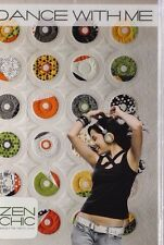 Dance With Me -  fabulous modern pieced & applique quilt PATTERN - Zen Chic