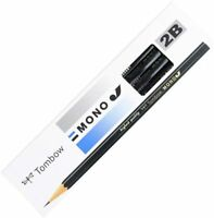 Dragonfly pencil mono J 2B 1 dozen (japan import)