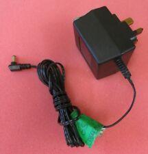 Netgear PWR-090-751 JAD-09005006 UK Plug AC cargador adaptador de corriente 4.5W 9V 500mA