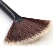Women Contour Make up Brushes Fan Shape Concealor Blending Cosmatic Sweep brush