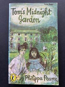 Philppa Pearce Signed TOM'S MIDNIGHT GARDEN Puffin Book 1979 Susan Einzig