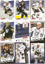 2008-09 UD Upper Deck Victory Tampa Bay Lightning Master Team Set (18)