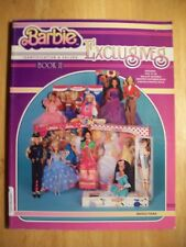 MATTEL BARBIE DOLL Store Exclusive PRICE GUIDE BOOK COLOR Pictures & VALUES