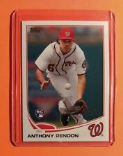 2013 Topps Update Anthony Rendon RC #US233