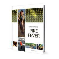 PIKE FEVER by Jens Bursell - Pike fishing books Predator Pike Angling - Signed