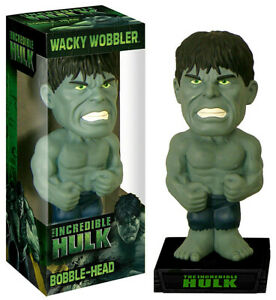Marvel HULK bobble-head 15cm Funko